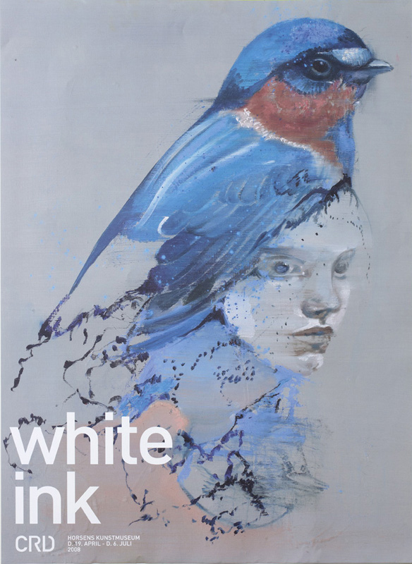 Whiteinkposter